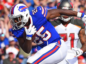 Watch: LeSean McCoy easily bursts into the end zone for his first TD of the season