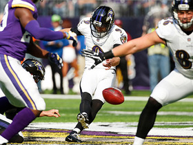 Watch: Justin Tucker drills 57-yard field goal