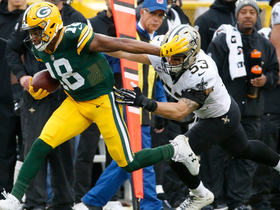 Watch: Randall Cobb curls to the outside, sprints for a first down