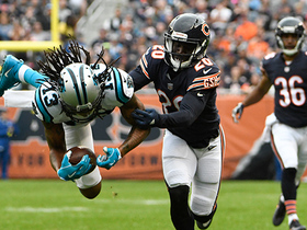 Benjamin makes circus catch for 37 yards, but time expires on Panthers