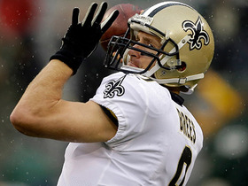 Watch: Drew Brees becomes 4th player in NFL history with 500+ pass TDs