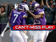 Watch: Can't-Miss Play: Latavius Murray scores TD after juking Tony Jefferson to the turf