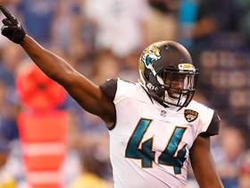 Watch: Myles Jack sack! Jags linebacker explodes through line to sack Brissett