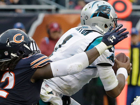 Watch: Bears stuff Cam Newton on 4th and 2