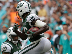 Watch: Marcus Maye picks off Matt Moore and returns it 32 yards