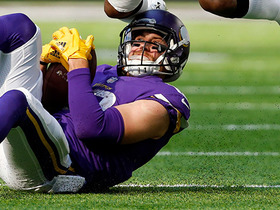 Watch: Adam Thielen impresses with one-handed catch