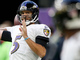Watch: Joe Flacco drops pass in basket for Chris Moore