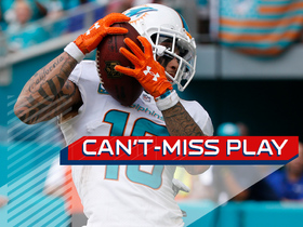 Watch: Can't-Miss Play: Matt Moore launches first TD pass of season to Kenny Stills