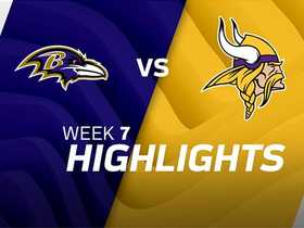 Ravens vs. Vikings highlights | Week 7