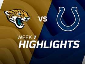 Jaguars vs. Colts highlights | Week 7