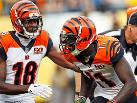 Bengals unveil hot-potato celebration after Brandon LaFell TD