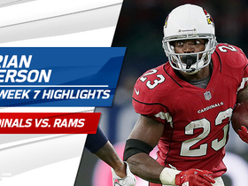 Watch: Adrian Peterson highlights | Week 7