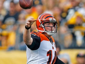 Watch: Andy Dalton hits Alex Erickson for a gain of 22 yards