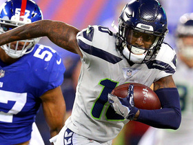 Watch: Paul Richardson puts in work for big gain
