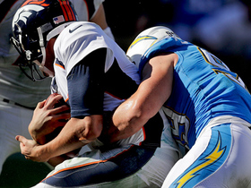Watch: Joey Bosa burns Allen Barbre for sack