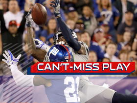 Watch: Can't-Miss Play: Paul Richardson outleaps Landon Collins on wild trick-play TD