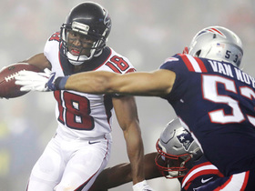 Watch: Kyle Van Noy shuts down Taylor Gabriel on 4th and goal