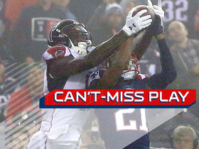 Watch: Can't-Miss Play: Julio Jones outduels Malcolm Butler on epic end-zone leap