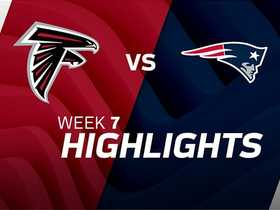 Falcons vs. Patriots highlights | Week 7