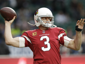 Rapoport: Carson Palmer out for eight weeks with broken left arm