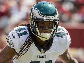 Watch: Garafolo: Ronald Darby will not play tonight