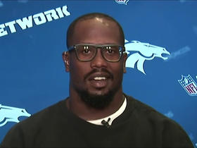Von Miller on Broncos' next three weeks: 'I guess you could call it a tipping point'