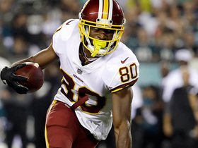 Watch: Jamison Crowder sends Rodney McLeod flying on 20-yard catch