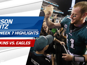 Watch: Carson Wentz highlights | Week 7