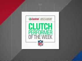 Clutch Performer of the Week Nominees: Week 7