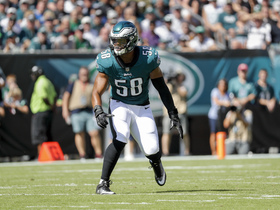 Jordan Hicks feared to have torn his Achilles