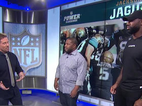 Power Rankings: Marcedes Lewis explains why Jags are a top-10 team