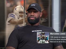 Marcedes Lewis: Everyone on this team has totally bought in