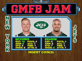How good would the Jets be in 'NBA Jam' format?