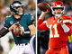 Watch: Would you rather have Carson Wentz or Alex Smith lead your team on a game-winning drive?