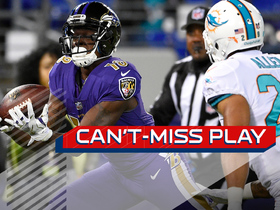 Watch: Can't-Miss Play: Flacco throws TD to a spot only Maclin could get to