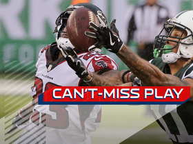 Can't-Miss Play: Robby Anderson lays OUT for 32-yard sideline grab
