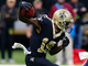Watch: Brees drops in perfect pass to Ginn in double coverage for 53 yards