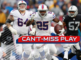 Can't-Miss Play: Explosive Shady McCoy TD puts end to Raiders comeback