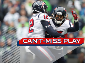 Can't-Miss Play: Deshaun Watson finds fleet-footed Will Fuller for deep touchdown