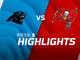 Watch: Panthers vs. Buccaneers highlights | Week 8