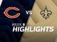 Watch: Bears vs. Saints highlights | Week 8