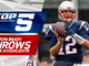 Watch: Tom Brady Top 5 throws | Week 8