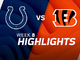 Watch: Colts vs. Bengals highlights | Week 8