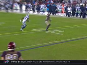 Ryan Grant converts on third down with 25-yard catch