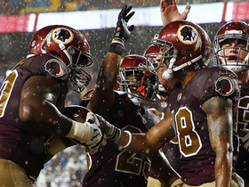 Josh Doctson leaps up for TD grab in back of end zone