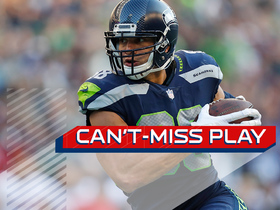 Can't-Miss Play: Wilson hits Graham for game-winning TD
