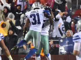 Byron Jones seals a Cowboys victory with pick-six