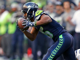 Tyler Lockett makes heads-up play to keep Seahawks' drive alive
