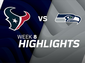 Texans vs. Seahawks highlights | Week 8
