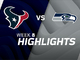 Watch: Texans vs. Seahawks highlights | Week 8